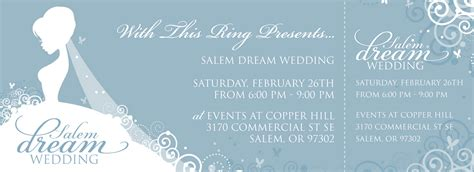 with this ring wedding win tickets for the salem dream