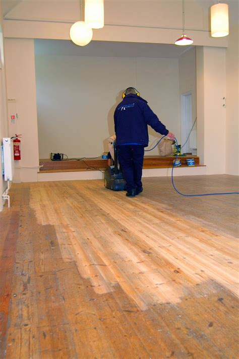 How To Sand And Seal A Wood Floor Art Of Clean Uk