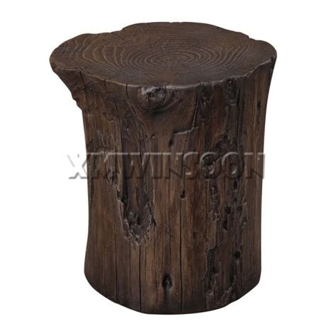 magnesium oxide tree stump stool ac9010 furniture