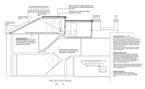 dormer section dormer window section 28 images plan a architects