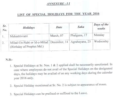 public holidays 2016 with calendar government gazetted png national gazetted holidays 2016 calendar template 2016