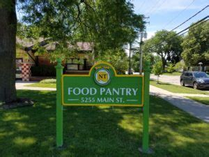 Niles Township Food Pantry by Food Pantry Reports On The 6 Month Statistics For 2016