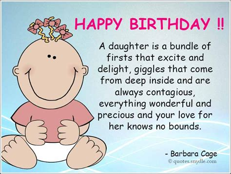 Birthday Quotes For Daughters Quotes From Daughter Happy Birthday Quotesgram Birthday