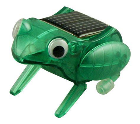 Solar Frog Trio Garden Decor Image Gallery Solar Frog