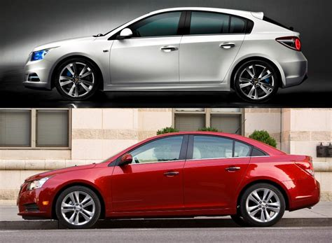 cars coupes sedans hatchbacks chevrolet chevy adds 5th door to cruze makes the car attractive