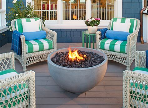 can you put pit on wood deck ultimate guide to outdoor entertaining consumer reports