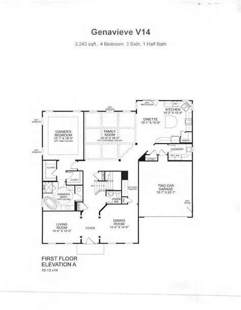 ryan homes genevieve floor plan ryan homes genevieve floor plan meze blog