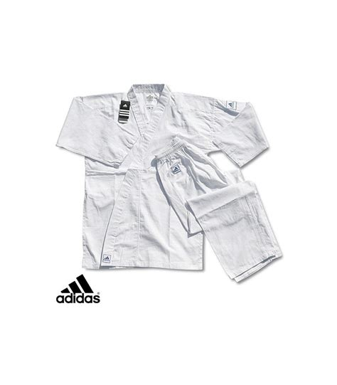 Baju Adidas Sport baju karate adidas club k220