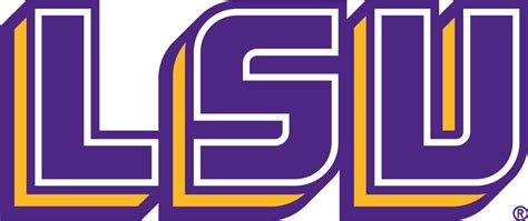 Rep Your Alma Mater | Page 5 | Sports, Hip Hop & Piff ... Lsu Football Logo