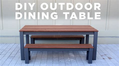 Dining Room Wood Bench Plans