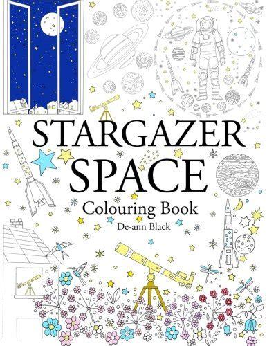 stargazer space colouring book download pdf by de ann black walldethucan