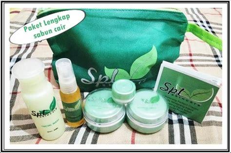 Spl Paket Acne Spl Skin Care Paket Normal Dan Paket Acne