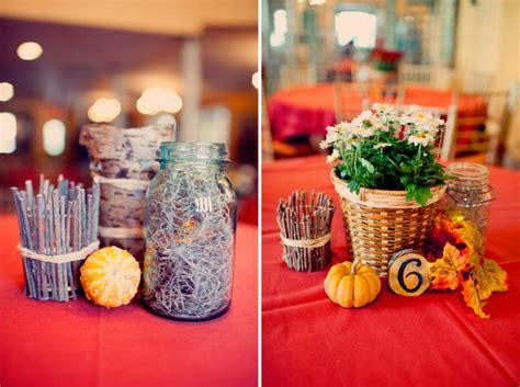 diy rustic wedding centerpieces unique wedding ideas