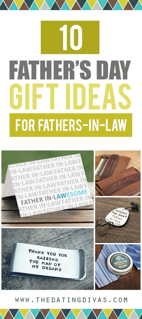 gift ideas for the inlaws 105 s day gift ideas for all fathers the dating divas