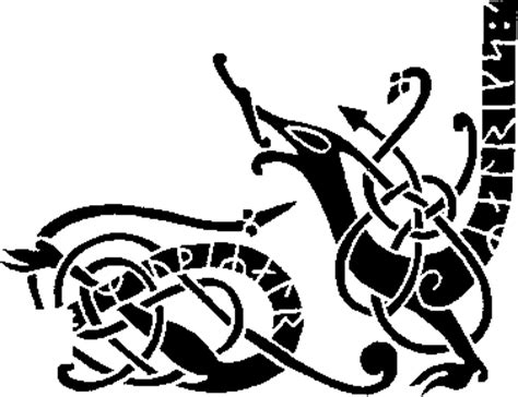 difference between viking and celtic viking art tattoo