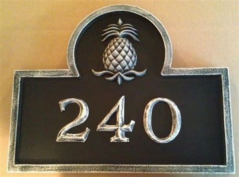 house number plaques address number plaque house numbers boston by marie ricci