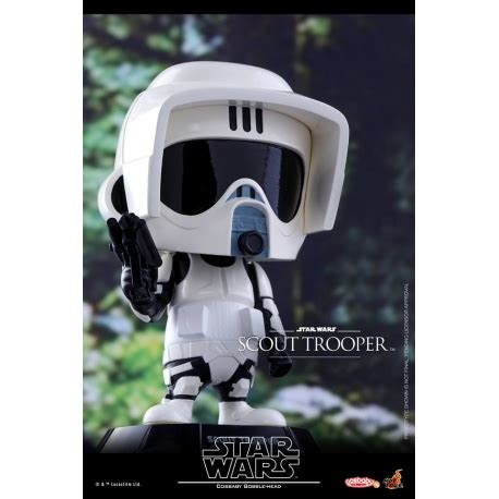 Hottoys Cosbaby Trooper Order toys cosb310 wars cosbaby s bobble series scout trooper