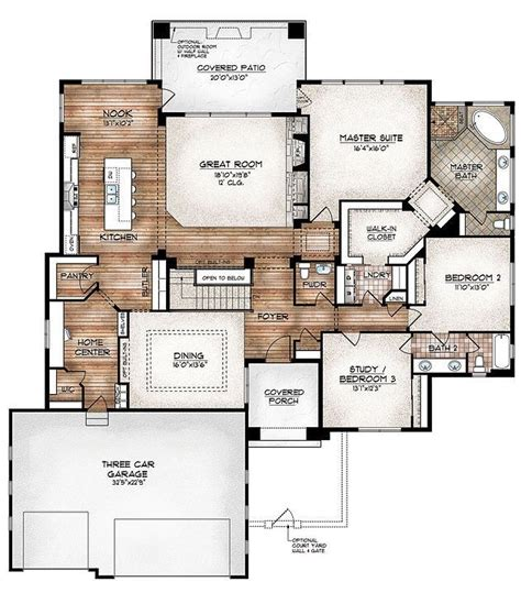 4 Bedroom 2 Bath House Plans by 21 Luxury 4 Bedroom 2 5 Bath Ranch House Plans House Plans