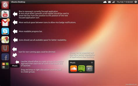 ubuntu reset unity brand new unity mockups show some really neat ideas for
