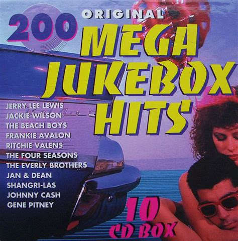 Cd Original Jadul Hits various mega jukebox hits cd at discogs