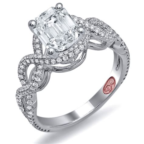 Jewelry Rings by Designer Engagement Rings Dw5717