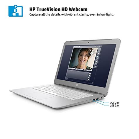 Ram Laptop Hp 14 hp chromebook 14 ak050nr 14 inch laptop intel celeron 4 gb ram 16 gb emmc