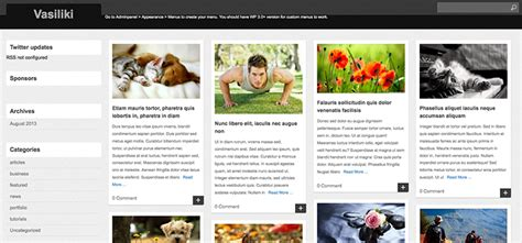 wordpress grid layout free 30 must have pinterest like wordpress themes wpexplorer