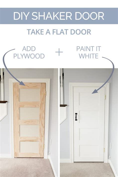 interior door makeover projects decorating your small space