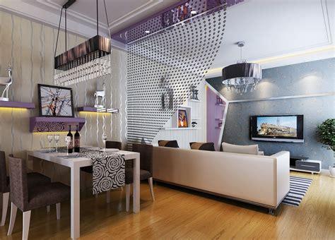 wohnzimmer esszimmer einrichten kleines wohnzimmer einrichten wohnungsgestaltung in lila