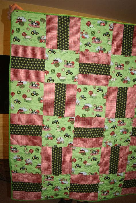 Dimensions Of A Crib Quilt farm animal pieced crib size quilt