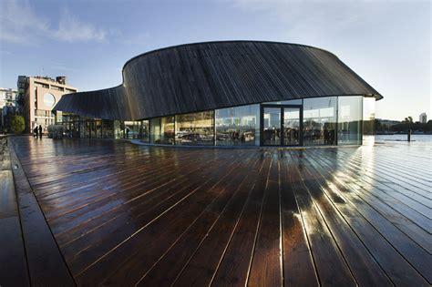 Restaurant Architecture Restaurant Onda By Alliance Arkitekter Mapt