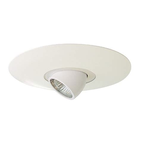 6 Recessed Lighting by 6 Quot Low Voltage Recessed Lighting Adjustable White Surface