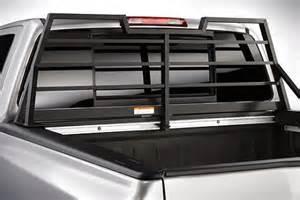nissan titan rear window rack headache rack