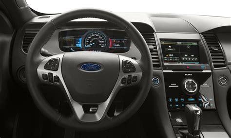 2014 Ford Taurus Sho Interior by 2014 Ford Taurus Sho Interior Top Auto Magazine