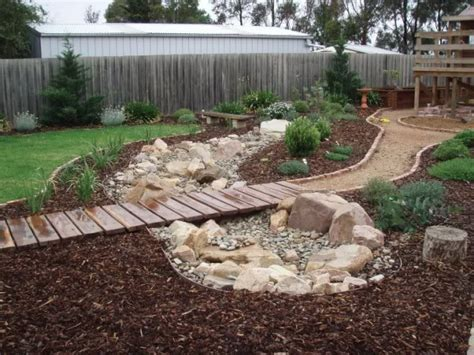 Backyard Creek Ideas Creek Bed Landscaping Ideas View Topic Ch 226 Teau Tdl