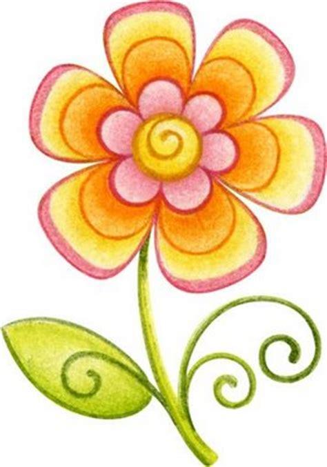 imagenes de flores individuales dibujos de flores de colores imagenes y dibujos para
