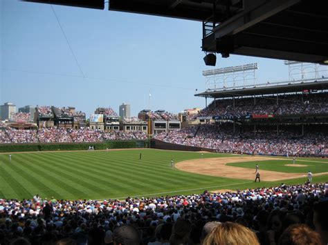 section 205 wrigley field memorial day weekend my fisher grad life