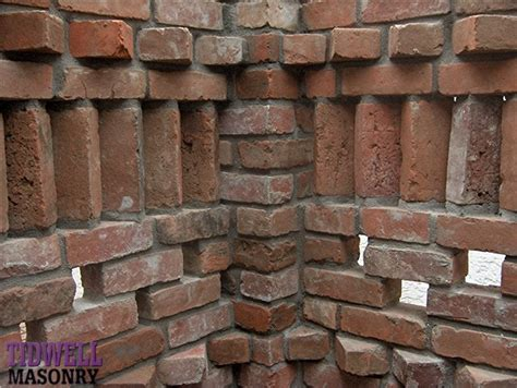 decorative brick walls drywall how should i apply brick to an interior wall
