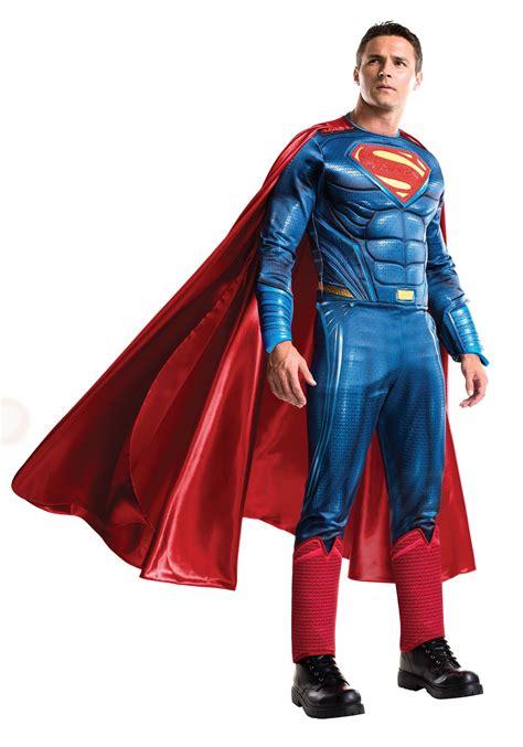 mens grand heritage dawn  justice superman costume
