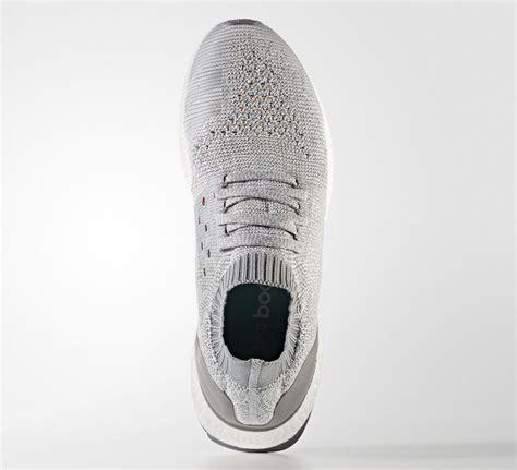 Adidas Ultra Boost Uncaged Grey Primeknit adidas ultra boost uncaged clear grey bb4489 sneaker bar detroit