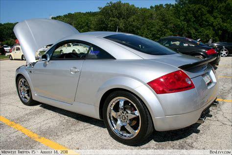 Audi Tt Silber by Silver Audi Tt Benlevy
