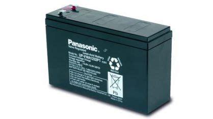 Baterai Panasonic 12v 7ah vrla panasonic up vwa1232p â 6v 32w ð ð ðºð ðµñ ðºð