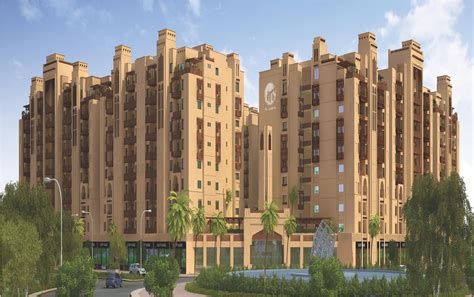 flats and apartment projects available on installments in