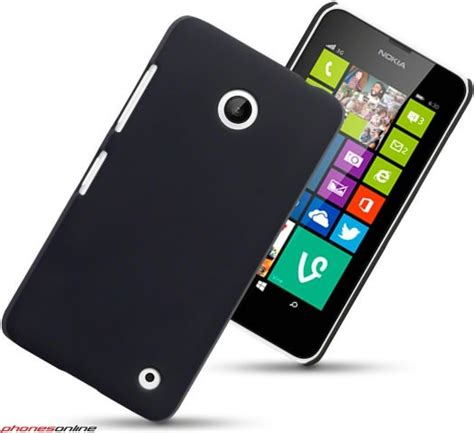 nokia lumia 630 and 635 review rkuk media nokia lumia 630 635 hard shell back cover black