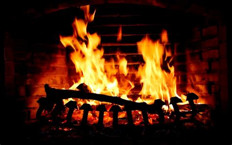 Fireplace Background by Fireplace Screensaver Mac