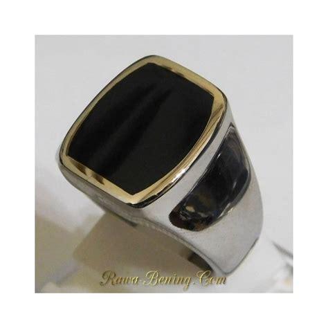 Cincin Cowok Stainless Asli Cincin Pria Stainless Lk 003 promo cincin casual untuk pria stainless steel 316l ring 7us