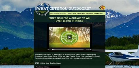 Outdoor Channel Sweepstakes - the outdoor channel what gets you outdoors sweepstakes