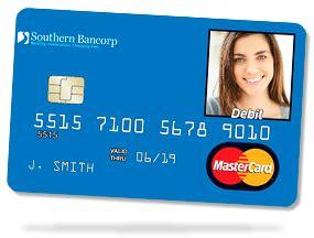 Custom Image Debit Card