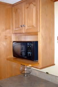 Kitchen Cabinet With Microwave Shelf by Enjoy The Convenience Of A Microwave Kitchen Cabinet