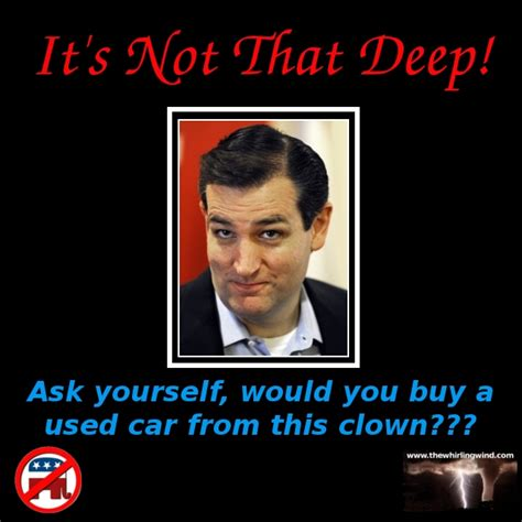 Cruz Meme - gallery a picture is worth 1 000 words the whirling